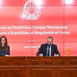 Битиќи и Галовеј потпишаа меморандум  за следење на инфраструктурните проекти за подобар живот на граѓаните