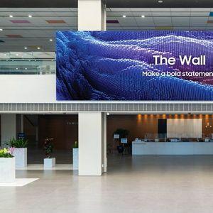 Samsung 2021 The Wall од сега достапен и во Македонија