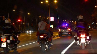 Казнети 173 возачи на мотоцикли