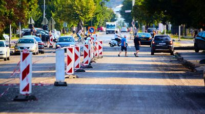 Реконструкција на повеќе улици во Карпош