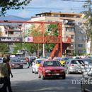 Над 200 казни за скопските возачи за еден ден