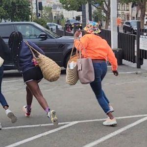 ВИДЕО: Четири жени ограбиле аптека во Сан Франциско и побегнале со украдените производи