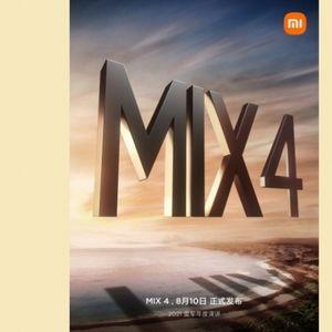 Xiaomi го потврди датумот на објава на Mi Mix 4 телефонот