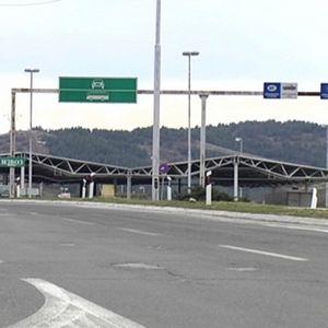Граничниот премин Богородица повторно отворен, пожарот е ставен под контрола