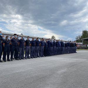 Словенија ни испраќа 16 противпoжарни возила и 46 пожарникари