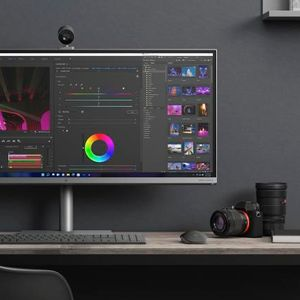 HP Envy 34 All-in-One има 5K широкоаголен дисплеј и RTX 3080 GPU