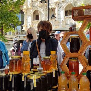 Пчелите и медот да бидат заштитени со закон, граѓаните да научат како се препознава вистински мед
