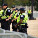 Полицијата побројна од протрамповските демонстранти пред Капитол