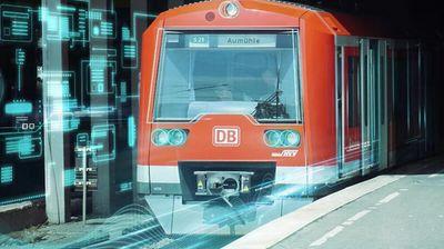 Во Хамбург претставен првиот целосно автоматизиран воз