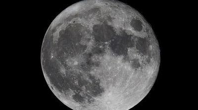 Месечината се оладила подоцна отколку што досега се веруваше