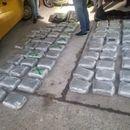 (Видео) Пресечен меѓународен канал на транспорт на дрога во вредност од околу 200.000 евра, приведени шест лица
