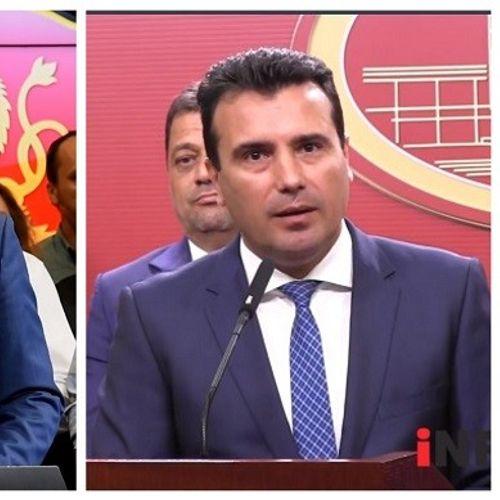 """ДУEЛ НА ДЕЦЕНИЈАТА: Република Македонија според визијата на Мицкоски или Северна на Заев – кој ќе ,,пoбeди"""" на утрешниот дyeл?"""