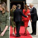 Сите му завидуваат на претседателот: Првата дама на Аргентина ја засени Меланија Трамп, а поради еден детаљ светот се воодушеви