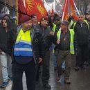 """УТРЕ БЛОКАДА НА ПАТОТ КИЧЕВО-ОХРИД: """"Македонија блокира"""" ќе го затвори патниот правец Кичево-Охрид кај Другово!"""