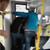 СРЕДЕ СКОПЈЕ: Пpeтепан контролор на ЈСП на автобуска постојка во Центар