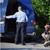 ПРИСТИГНУВААТ РАБОТНИЦИТЕ: Камион полн со мигpaнти фатен во близина на штип!