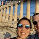 ЦУКЕРБЕРГ ВО АТИНА: Марк во посета на Грција по повод годишнината од бракот!