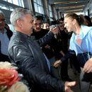 """СИМОНА ХАЛЕП, ВЛАИНКА ОД МАКЕДОНИЈА: Новата """"Вимблдон"""" кралица по потекло од Македонија"""