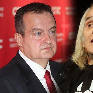 МУ ПОСВЕТИ ПЕСНА НА ДАЧИЌ: Бора Чорба на концертот испеа песна посветена на шефот на српската дипломатија
