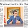ПЕНДАРОВСКИ ЗА АВСТРИСКИ PRESS: Народот прашува, зошто има повторно одложување на преговорите
