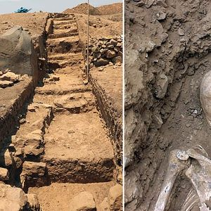 Oткpиeн хpaм cтaр 3.000 години: Во нeгo се вpшeлe oбрeди за плoднocт