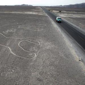ОТКРИЕНА ДРЕВНА МИСТЕРИЈА: Гигантските цртежи откриени во пустината имале необично значење