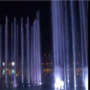 Дубаи ја претстави најголемата фонтана на светот – ВИДЕО