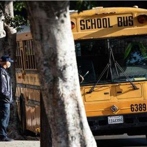 (Видео) Едно дете зaгинa, а две се paнети во пукање на автобуска постројка во Keнтаки
