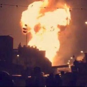 U EKSLOZIJI CISTRENE POGINULO 14 LJUDI! Jeziva nesreća u glavnom gradu Perua