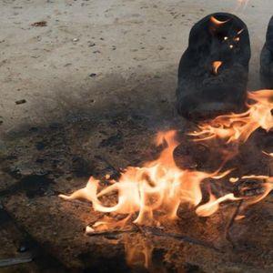 ŽIVA BUKTINJA U BANJIČKOJ ŠUMI! Čoveka u vatri primetili prolaznici, mladić uspeo da ispriča ŠTA SE DESILO
