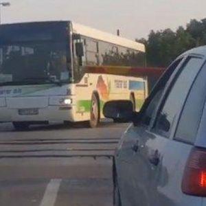 PIJAN UKRAO AUTOBUS! Mladić bez vozačke dozvole, napravio haos u Svilajncu, POLICIJA GA ODVELA NA TREŽNJENJE