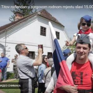 HRVATI, VI DEFINITIVNO IMATE KVRC U GLAVI: Slave Dan mladosti i rođendan druga Tita, a zabranili ono što je Broz napravio i na šta je bio ponosan!