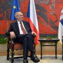 (UŽIVO) OBRAĆANJE VUČIĆA I ZEMANA POSLE SASTANKA U ČETIRI OKA! Vučić: Imao sam čast da razgovaram sa iskrenim prijateljem našeg naroda, Češka je jedan od najvećih investitora u Srbiji!