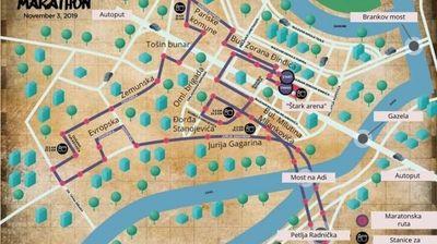 Izbegavajte Danas Novi Beograd Evo Spiska Svih Zatvorenih Ulica I