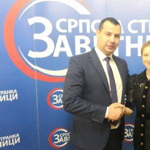 ZAVETNICI PRATE DEŠAVANJA U UKRAJINI! Stamenkovski sa Natalijom Poklonskom!