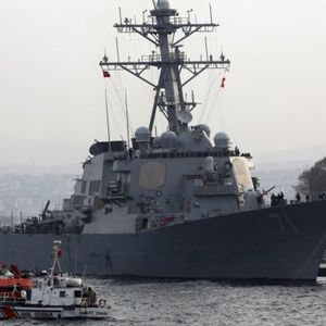 AMERIČKI RAZARAČ NADOMAK KINESKIH OBALA Ratni brodovi SAD i Kanade prošli kroz Tajvanski moreuz