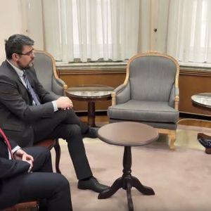 ANA BRNABIĆ U STABILOKRATIJI! Srpska premijerka otvoreno o aktuelnim pitanjima sa Predragom Rajićem i Nemanjom Starovićem