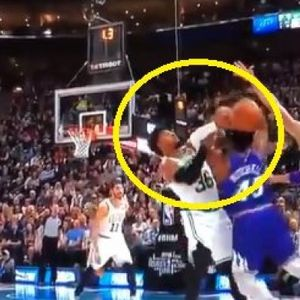 AKO OVO NIJE FAUL, ŠTA JE ONDA?! Nestvarna odluka sudija na NBA meču!