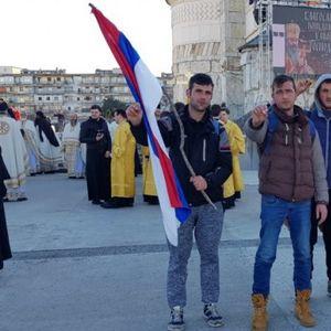 PUT DO BOGA NEMA KILOMETRAŽU! Četvorica junaka peške iz Nikšića prešli 60 km i stigli na veliku litiju u Podgorici!