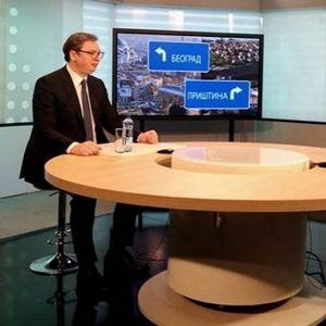 (HIT VIDEO) KAMERE SAMO ŠTO SE NISU UGASILE, a onda je predsednik Vučić izgovorio nešto što je nasmejalo celu Srbiju!