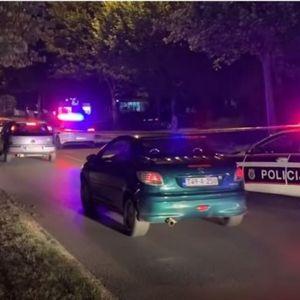 ULIČNA TRKA POŠLA PO ZLU!  Vozač ispao iz automobila, policija imala pune ruke posla