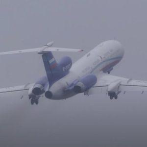 PUTIN PROVERIO KAMUFLAŽU VOJNIH OBJEKATA NA KRIMU! Moćni tupoljev tu-214ON izveo prvi let u novoj ulozi!