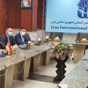 Ministar Selaković doputovao u Teheran /FOTO/