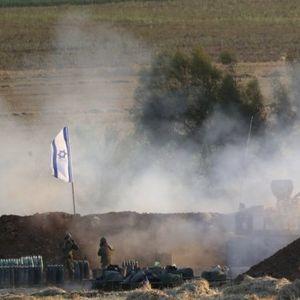 IZRAEL GOMILA TRUPE NA GRANICI SA GAZOM! Čeka se ZELENO SVETLO za veliku ofanzivu?! /VIDEO/