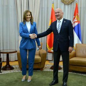 POPOVIĆ I BRATIĆ: Srbija i Crna Gora bratske države!