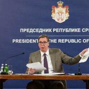 """ETO DOKLE IDU LAŽI LJUDI KOJI NEMAJU POLITIKU! Vučić raskrinkao đilasovske medije: Hoće li neko od njih da kaže - """"Izvinite što lažemo svaki dan""""?!"""