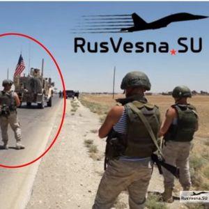 AMERI NALETELI NA RUSE, PA PODVILI REP I VRATILI SE TAKO ODAKLE SU POŠLI! Brutalna akcija ruske vojske u Siriji! PUKLA BRUKA!
