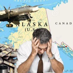 AMERI LUDE, ALI! RUSKI AVIONI UNIŠTAVAJU AMERIČKI BUDŽET - Tu-95 satima lete kod Aljaske, Pentagon diže RAPTORE i troši milijarde?