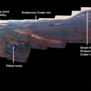 Фантастична фотографија од Марс во 360 степени