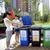 Шангај постави паметни корпи за отпадоци кои предупредуваат ако фрлите погрешен отпад во нив
